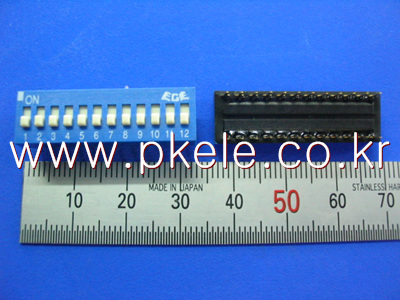 [ANY Vendor]DIP SWITCH EDG-112S (12H)