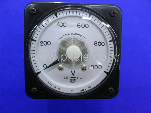 [ANY Vendor]VOLT METER HK-A1 1000V 광학