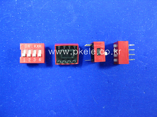 [ANY Vendor]DIP SWITCH KS-04
