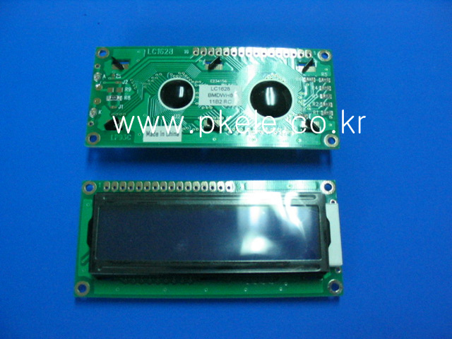 [ANY Vendor]LCD LC1628BMDWH6 (청색)