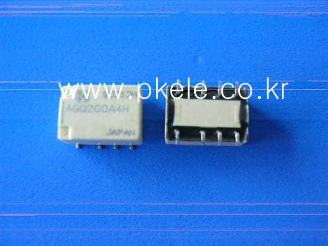 [ANY Vendor]RELAY AGQ200A4H (SMD)